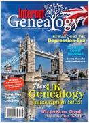 Internet Genealogy, June-July 2016