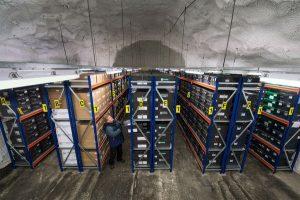 Svalbard-seed-vault-interior