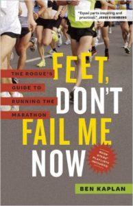 Feet Don't Fail Me Now by Ben Kaplan