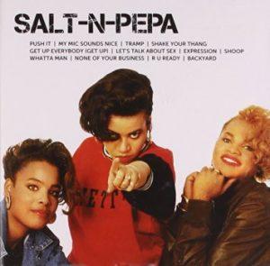 Salt N Pepa - Icon