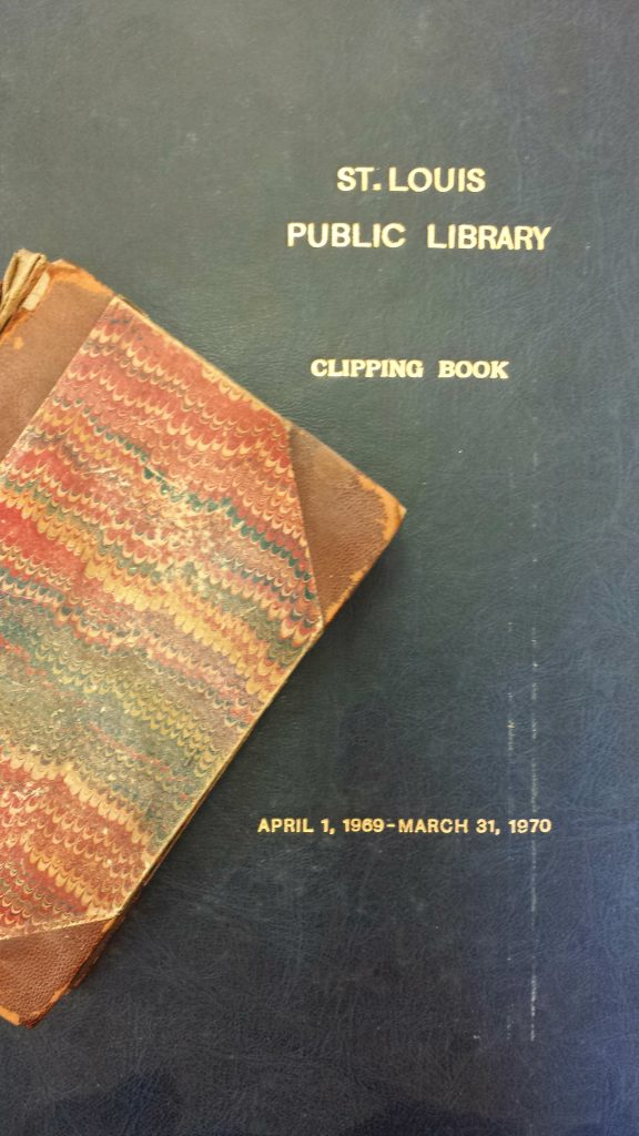1969 -1970 Scrapbook
