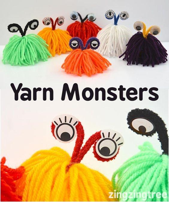 yarnmonsters
