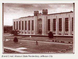 Missouri State Penitentiary, B and C Halls