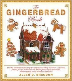 The Gingerbread Book by Allen D. Bragdon