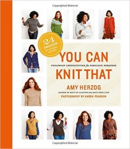 You Can Knit That by Amy Herzog