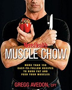 Men's Health Muscle Chow by Gregg Avedon