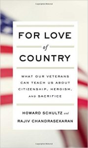 For Love of Country by Howard Schultz