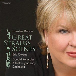 Christine Brewer - Great Strauss Scenes