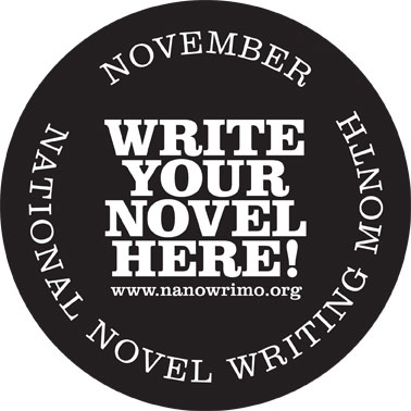 Write Your Novel Here!