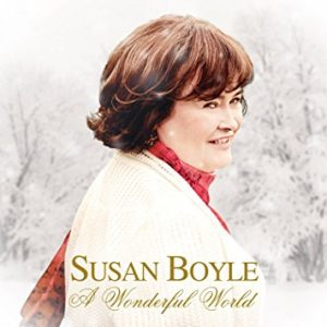 Susan Boyle - A Wonderful World