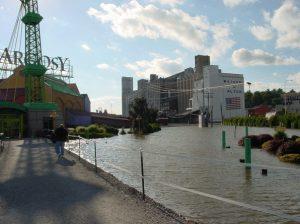 Alton during a recent flood