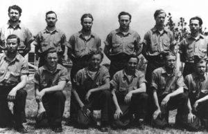 captured German submarine crew