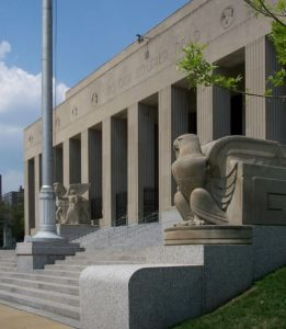 Soldiers' Memorial (City of St. Louis photo)