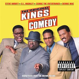 """Cedric """"The Entertainer"""" - The Original Kings Of Comedy"""
