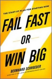 Fail Fast or Win Big by Bernhard Schroeder