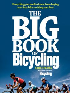 The Big Book of Bicycling by Emilyi Furia