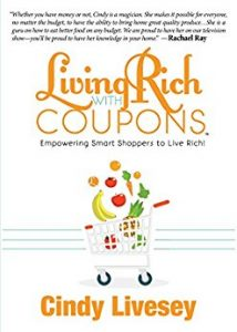 Living Rich with Coupons by Cindy Livesey