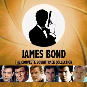 James Bond - The Complete Soundtrack Collection - L'Orchestra Cinematique| Hollywood Studio Orchestra