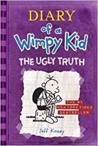 The Ugly Truth Diary of a Wimpy Kid Series, Book 5 by Jeff Kinney