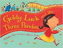 Goldy Luck and the Three Pandas by Natasha Yim, Grace Zong