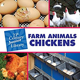 Farm Animals: Chickens by Cecilia Minden