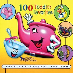 Music For Little People Choir - 100 Toddler Favorites, Vol. 1