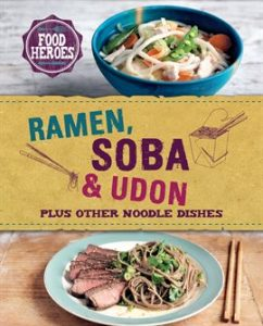 Ramen, Soba & Udon by Various Authors
