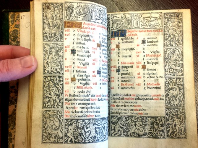 Book of Hours, 1504