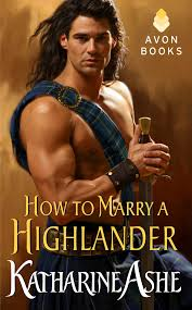 Book cover How to Marry a Highlander