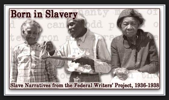 Slave Narratives (Library of Congress photo)